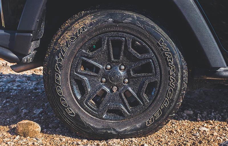 part worn 4x4 tyres