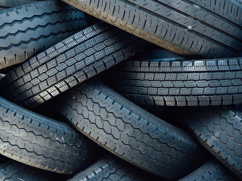 part worn van tyres